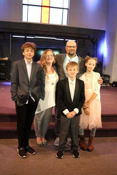 McGonigle Family